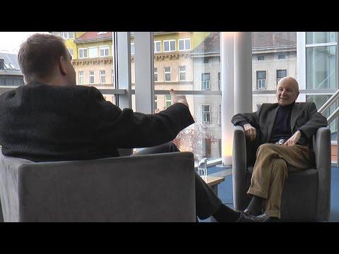 "Leselounge: ""Thomas Mann gehört zu meinen Hausgöttern."" Peter Matic im Gespräch"