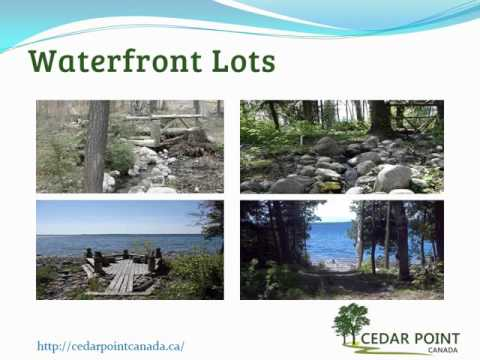 Georgian Bay Waterfront Properties for Sale