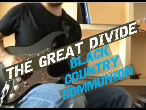 The Great Divide (Black Country Communion) Guitar Solo Lesson