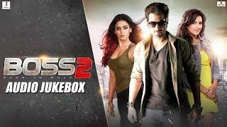 BOSS2 Audio Jukebox | Jeet | Shubhoshree | Nusraat Faria | Baba Yadav | Jeet Gannguli