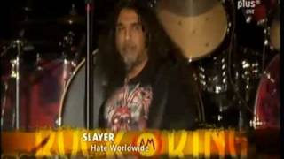 Slayer - Hate Worldwide Live Rock am Ring 2010