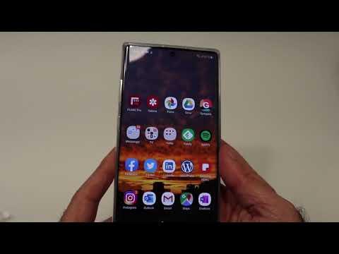 Galaxy Note 10+ De 512GB: Abrindo A Caixa Do Novo Celular Gigante Da Samsung