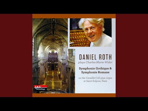 """Organ Symphony No. 10 in D Major, Op. 73 """"Romane"""": IV. Final"""