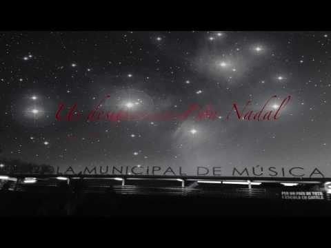 Felicitació de Nadal de l'Escola de Música de Sant Joan de Vilatorrada.