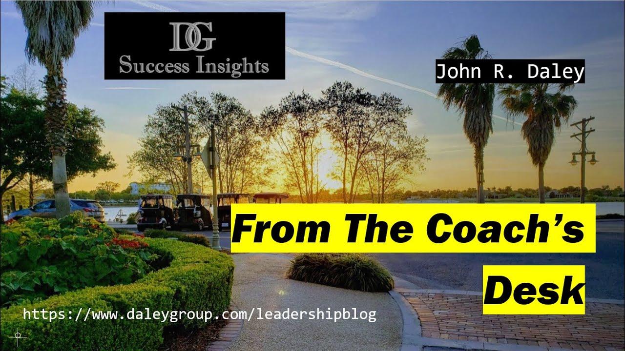 Wants, Needs, Vision and Advanced Leadership