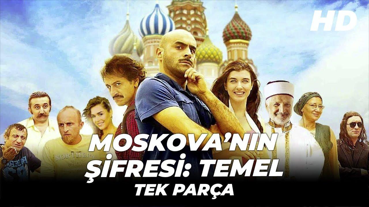 Moskova'nın Şifresi: Temel | Türk Komedi Filmi | Full İzle
