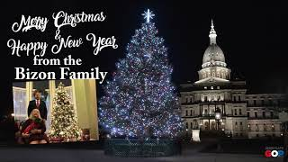 Merry Christmas and Happy New Year from Sen. John Bizon