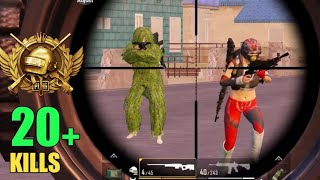 LEVINHO VS CONQUERER SQUAD | BEST GAMEPLAY | PUBG MOBILE
