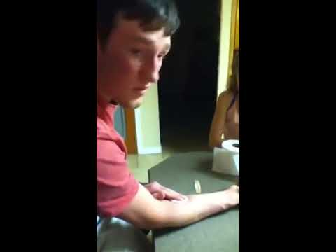 Worst Spider Bite Ever recorded!  Best Commentary!