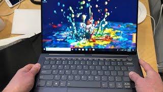 Lenovo IdeaPad S940 Unboxing