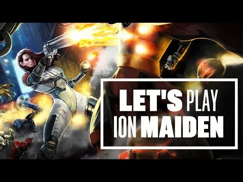 Let's Play Ion Maiden: IT'S LIKE 1996 ALL OVER AGAIN!