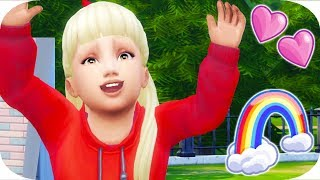 FOSTER FAMILY : SEASON 4 // THE SIMS 4 | PART 35 – BRIANNE'S FIRST PLAY DATE!🤗