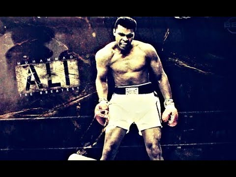 Muhammad Ali - Amazing Speed ᴴᴰ(legend)