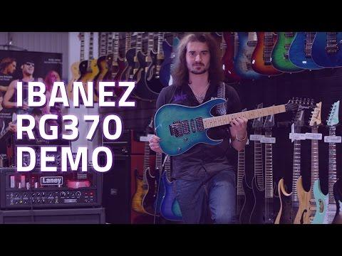 Ibanez RG370 Electric Guitar Demo