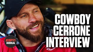 Donald Cerrone conversation: Battling Conor McGregor, enjoying UFC 246 fight week | ESPN MMA