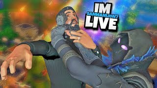 Fortnite Live-* novo * JETPACK é aqui! | 7.500 V-BUCKS GIVEAWAY | #1 MNK CONSOLE PLAYER |