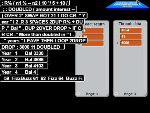 #MOBLuSE_FORTH 2 FORTH Programming Language on Scratch.MIT.EDU