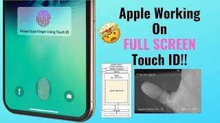 FULL SCREEN Touch ID (In-Display) on 2020 iPhones! // Huawei is Canceled (By Google)
