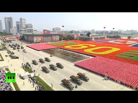 Thumbnail: Parade pageantry in Pyongyang: N. Korea marks 60 yrs since Korean War armistice