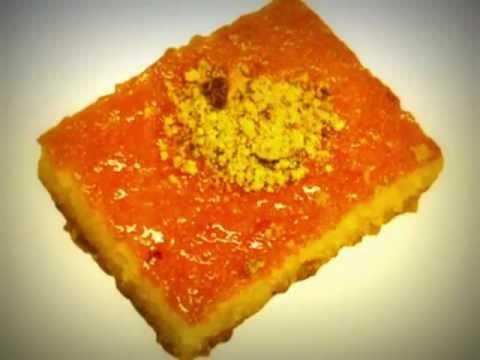Σιροπιαστά Γλυκά - 2ο μέρος
