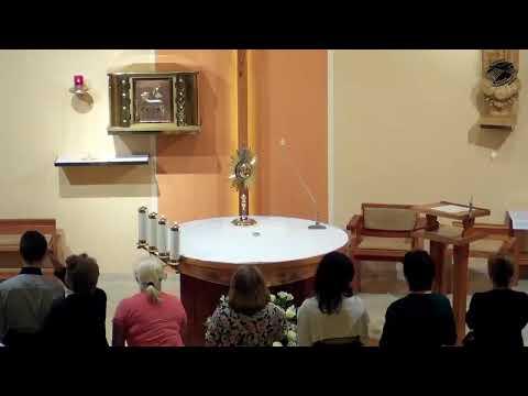 20 - o. Dominik Chmielewski SDB– Apokalyptické časy, manipulácia a strach, návrat k adorácii, pokora