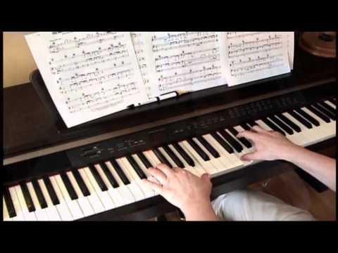 Remember Me This Way - Casper - Piano