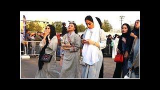 Saudi-Arabien und das Ende des Schleiers: Frauen feiern die neue Freiheit