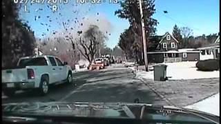 Natural gas explosion destroys New Jersey house