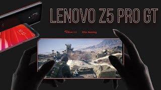 ត្រួសៗពីស្មាតហ្វូនរ៉េម 12GB Lenevo Z5 Pro GT