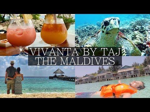 Vivanta Taj Coral Reef Resort MALDIVES Review | Managing Costs