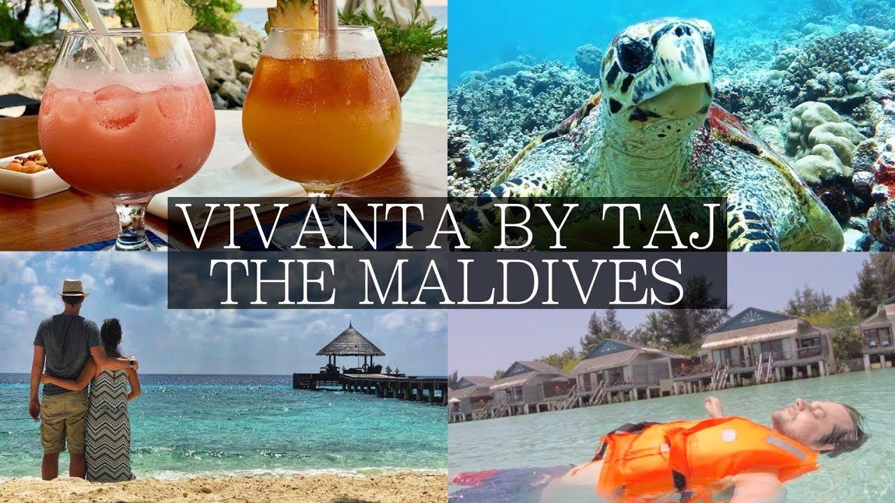 Taj Coral Reef Resort MALDIVES Review   Managing Costs