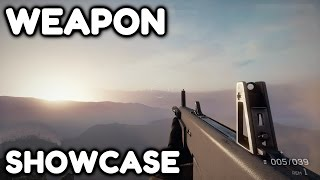 Medal of Honor: Warfighter - All Weapons Showcase [FULL HD 60 FPS]