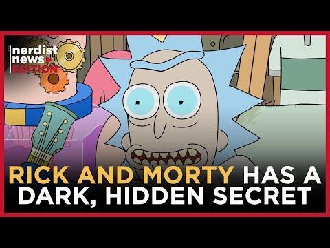 Rick And Morty's Dark Hidden Secret (Nerdist News Edition)