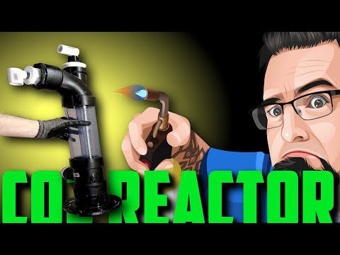 Diy Co2 Reactor!