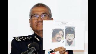 PDRM dedah gambar penembak Imam Fadi