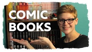 My Graphic Novel Collection // 2017