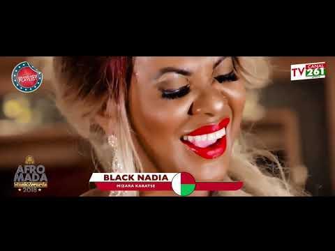 BLACK NADIA ( MIZARA KARATSE ) CANAL 261 TV