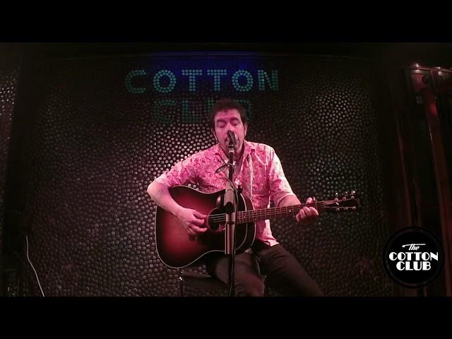 Txetxu Altube en directo en Cotton Club Bilbao  Skyline