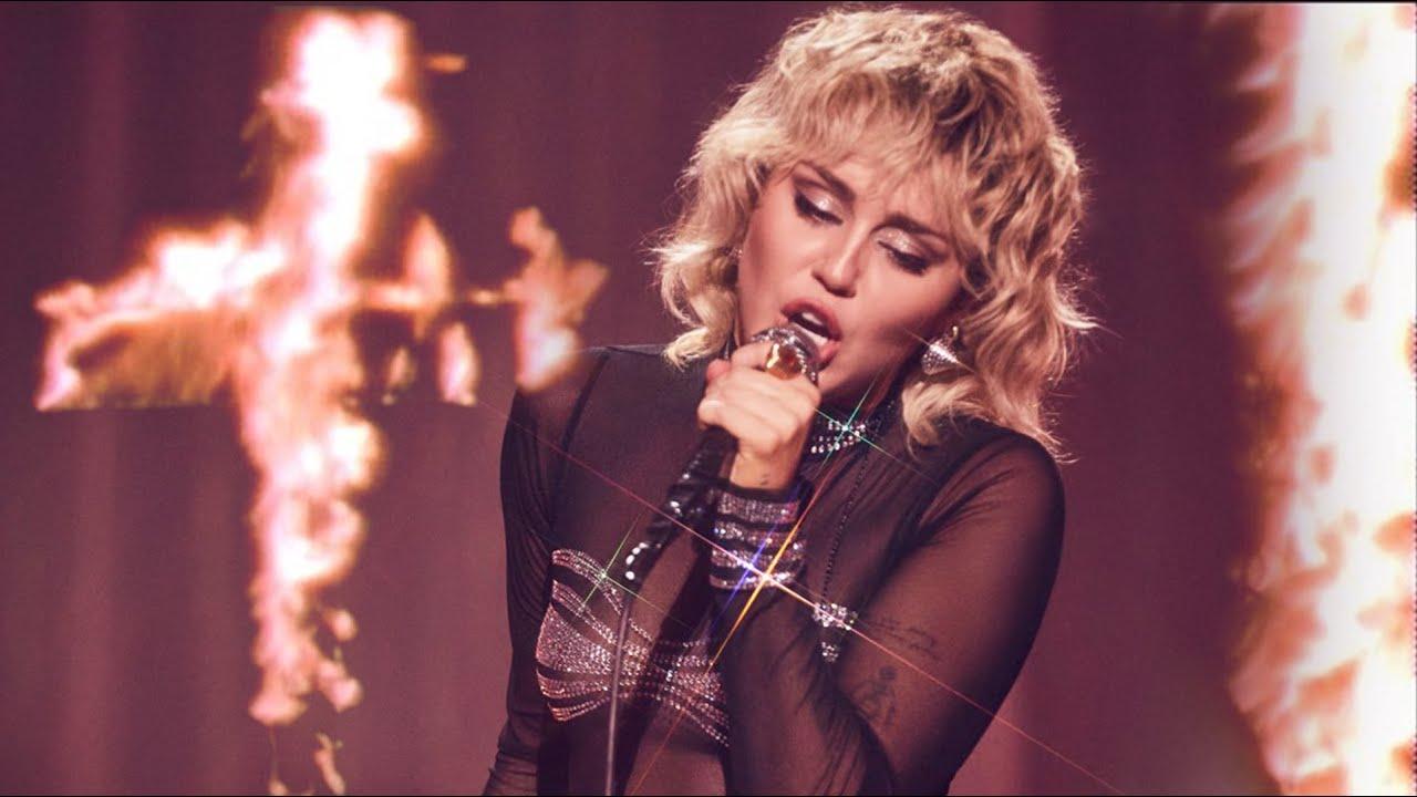 Miley Cyrus - Like A Prayer (Madonna Cover)