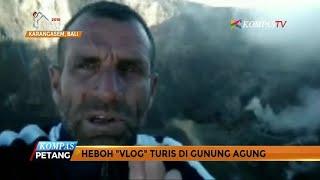 "Download Video Viral! ""Vlog"" Turis Asing di Puncak Gunung Agung MP3 3GP MP4"