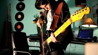 Sigur Rós - Svefn-g-englar   ( bowed guitar cover)