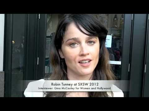Robin Tunney at SXSW 2012