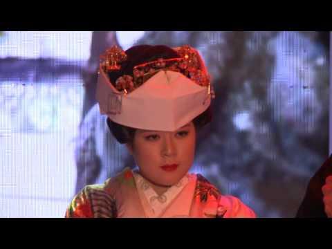 BTV Mongolia now UB Kimono Show
