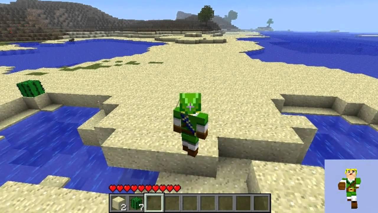 Best Minecraft Skins Part Legend Of Zelda Link Free Download - Skins para minecraft pe zelda