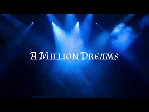 The Greatest Showman Soundtrack - A Million Dreams Lyric Video