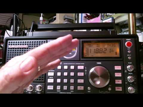 TRRS #0168 - Grundig Satellit 750 Shortwave Radio Review