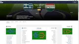2018–19 UEFA Nations League C Group 2 Greece 1-0 Hungary