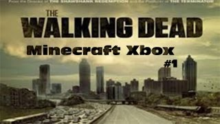 Repeat youtube video New Minecraft Xbox: The Walking Dead Adventure Map -Part 1