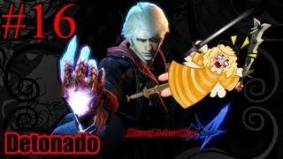 """Devil May Cry 4 Detonado (16) """"Nero e o Anjo das espadas"""""""
