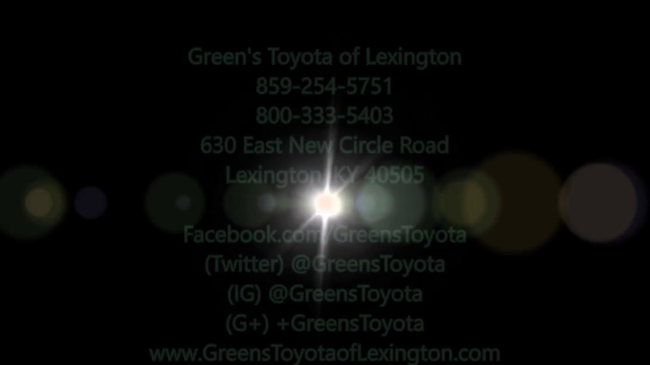 Applying For Financing Online For Your Next Vehicle With Greenu0027s Toyota Of  Lexington